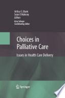 Choices In Palliative Care Book PDF