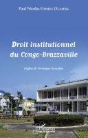 Droit Institutionnel Du Congo Brazzaville