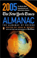 The New York Times 2005 Almanac Book PDF