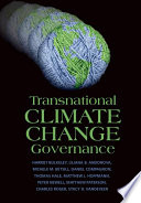 Transnational Climate Change Governance