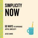 Pdf Simplicity Now