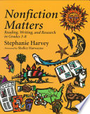 Nonfiction Matters