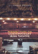 Pdf Perspectives on Contemporary Irish Theatre Telecharger