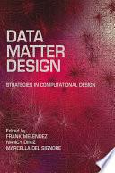 Data  Matter  Design Book PDF