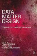 Data  Matter  Design