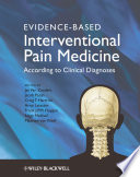Evidence-Based Interventional Pain Medicine