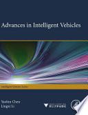 Advances in Intelligent Vehicles