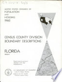 United States Census of the Population and Housing, 1960
