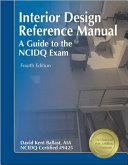 Interior Design Reference Manual Book PDF