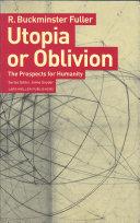 Utopia or Oblivion Pdf/ePub eBook