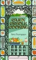 Cajun Creole Cooking PDF