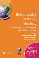 Building the E Service Society