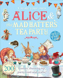 Alice and the Mad Hatter s Tea Party