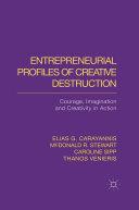 Entrepreneurial Profiles of Creative Destruction Pdf/ePub eBook
