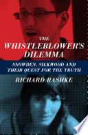 The Whistleblower s Dilemma
