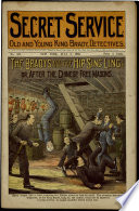 The Bradys and the Hip Sing Ling  Or  After the Chinese Free Masons Book