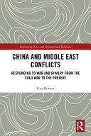 China and Middle East Conflicts [Pdf/ePub] eBook