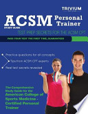 ACSM Personal Trainer Study Guide