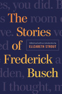 The Stories of Frederick Busch ebook
