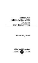 African Muslim Names