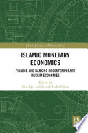 Islamic Monetary Economics Book