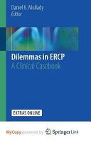 Dilemmas in ERCP