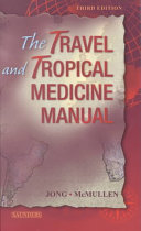 The Travel And Tropical Medicine Manual Book PDF