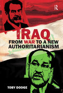 Iraq – From War to a New Authoritarianism