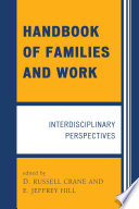 Handbook of Families and Work