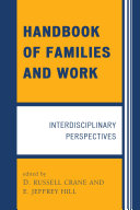 Handbook of Families and Work Pdf/ePub eBook
