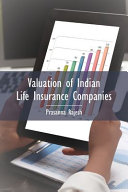 Valuation of Indian Life Insurance Companies