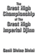 Pdf The Great High Championship of The Great High Imperial Djinn