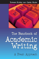 The Handbook of Academic Writing