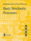 Basic Stochastic Processes