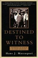 Destined to Witness Pdf/ePub eBook