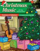Christmas Music for Easy Classical Guitar