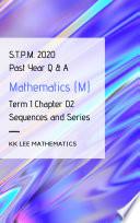 STPM 2020 MM Term 1 Chapter 02 Sequences and Series   STPM Mathematics  M  Past Year Q   A