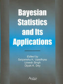 Bayesian Statistics and Its Applications