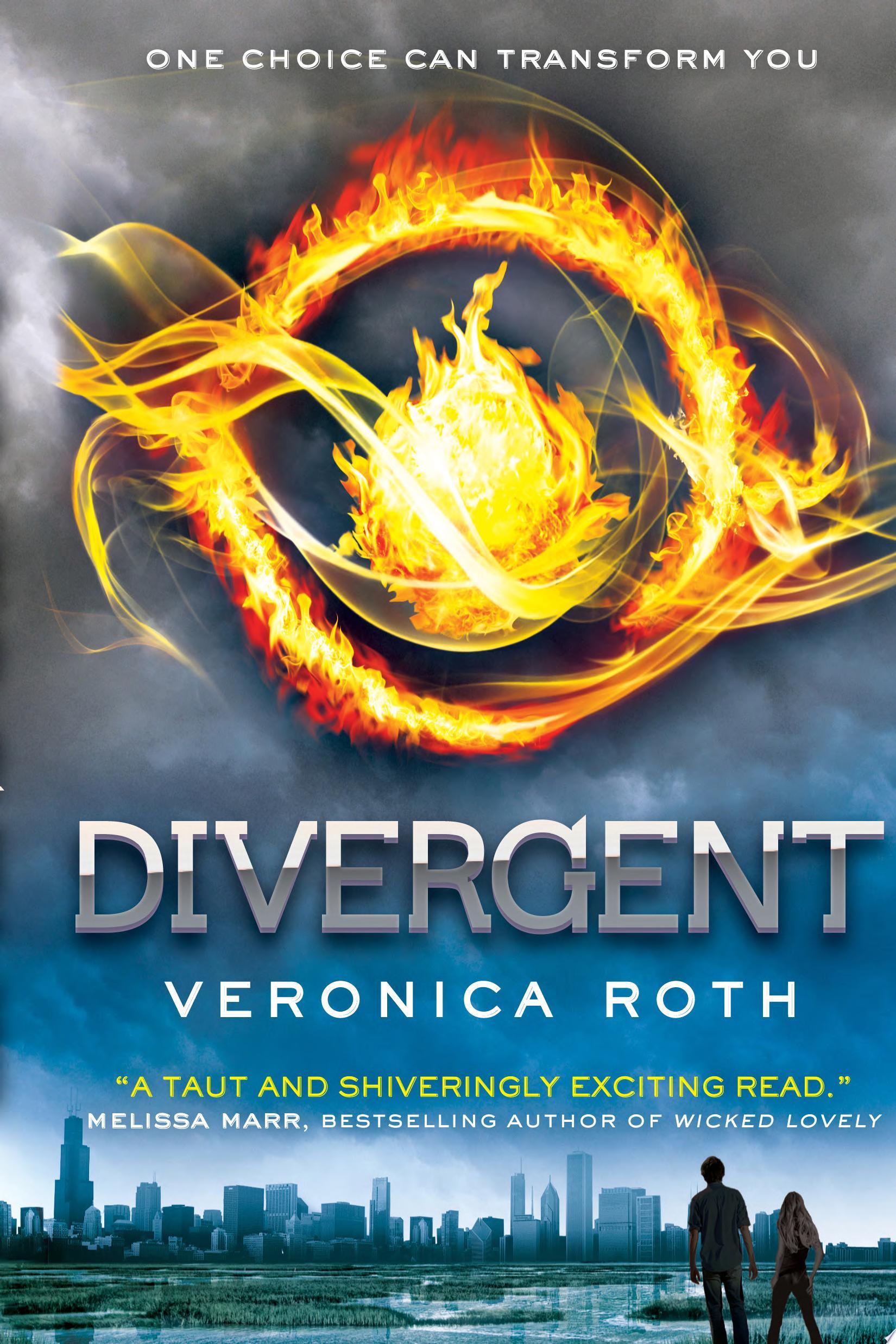 Divergent  Divergent  Book 1
