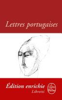 Pdf Lettres portugaises Telecharger