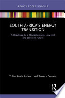 South Africa   s Energy Transition