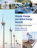 Climate Change and Global Energy Security Book