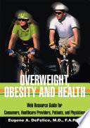Overweight  Obesity and Health
