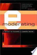 E moderating