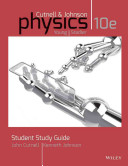 Student Study Guide to accompany Physics, 10th Edition