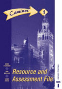 Caminos 1 - Resource and Assessment File