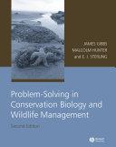 Problem Solving in Conservation Biology and Wildlife Management