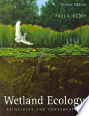 Wetland Ecology Book