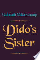 Dido's Sister Pdf/ePub eBook