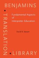 Fundamental Aspects of Interpreter Education [Pdf/ePub] eBook